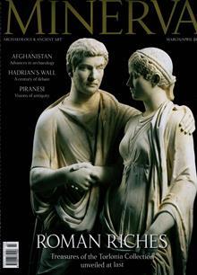 Minerva Magazine MAR-APR Order Online