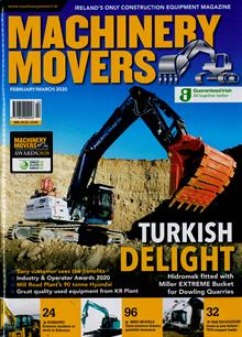 Machinery Movers Magazine Issue FEB-MAR