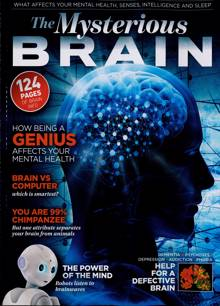 Mysterious Brain Magazine ONE SHOT Order Online