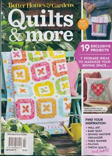 Bhg Quilts And More Magazine 22 Order Online