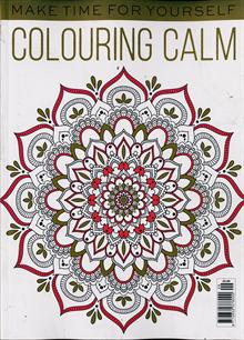 Make Time For Yourself Magazine COLOURCALM Order Online
