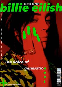 Queens Of Pop Magazine BILLIEEIL Order Online