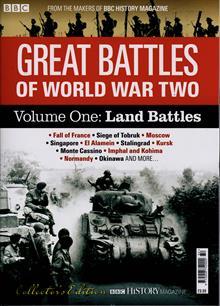 Bbc History Collectors Edits Magazine WW2BATTLES Order Online