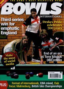 Bowls International Magazine APR 20 Order Online