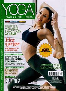 Yoga Magazine Issue APR 20