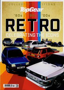 Top Gear Retro Magazine ONE SHOT Order Online