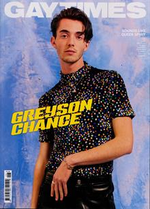Gay Times Magazine NO 506 Order Online