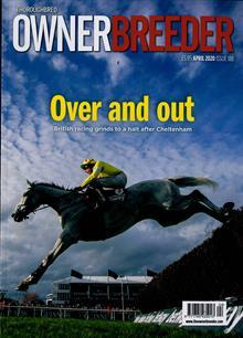 Thoroughbred Owner Breed Magazine APR 20 Order Online