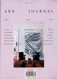 Ark Journal Magazine NO 3 Order Online