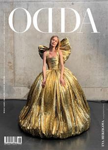 Odda Issue 18 Eva Herzigova Magazine 18 Eva Order Online