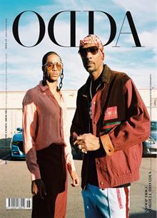 Odda Issue 18 Snoop Dogg  Magazine 18 Snoop Order Online