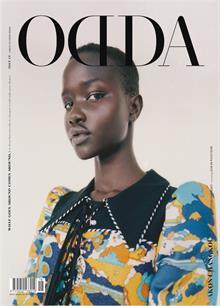 Odda Issue 18 Akon Changkou  Magazine 18 Akon Order Online