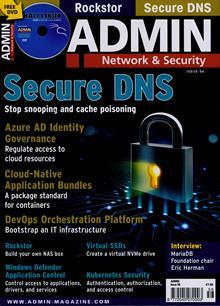 Admin Magazine NO 56 Order Online