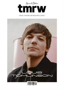 Tmrw Louis Tomlinson Magazine Louis Order Online