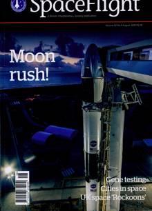 Spaceflight Magazine AUG 20 Order Online