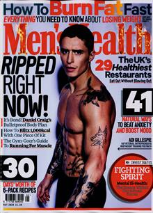Mens Health Travel Size Magazine MAY 20 Order Online