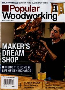 Popular Woodworking (Us) Magazine APR 20 Order Online