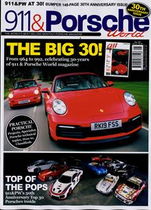 911 Porsche World Magazine MAY 20 Order Online