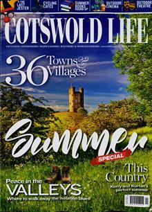 Cotswold Life Summer Spec Magazine ONE SHOT Order Online