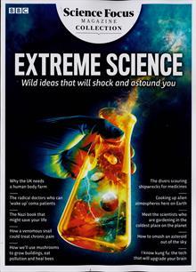 Bbc Science Focus Coll Series Magazine EXTREM SCI Order Online
