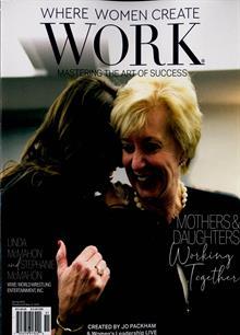 Where Women Create Work Magazine SPR 20 Order Online