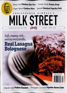 Milk Street Magazine MAR/APR20 Order Online