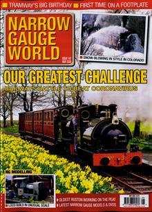 Narrow Gauge World Magazine Issue MAY 20