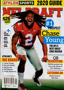 Athlon Pro Football Magazine DRAFT 2020 Order Online