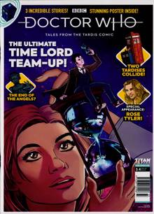 Doctor Who Tales From Tardis Magazine NO 3.4 Order Online