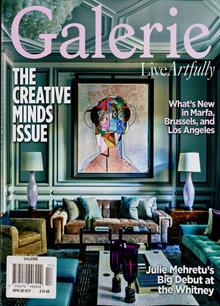 Galerie Magazine Issue NO 17 SPR