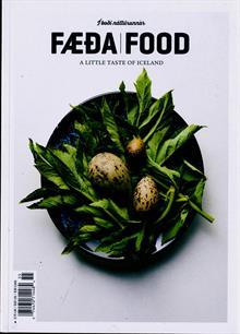 Faeda Food Magazine Issue 04