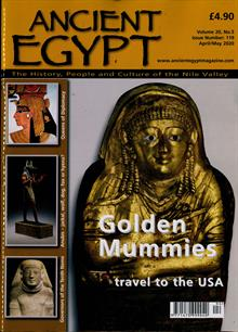 Ancient Egypt Magazine APR-MAY Order Online