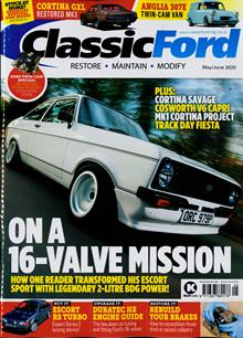 Classic Ford Magazine MAY-JUN Order Online