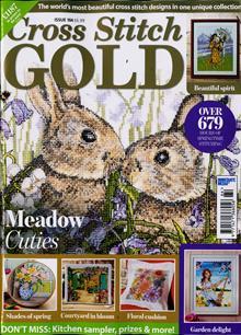 Cross Stitch Gold Magazine NO 164 Order Online