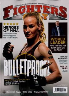 Fighters Only Magazine NO 191 Order Online
