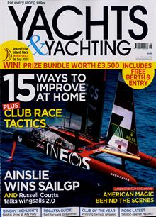 Yachts Yachting Magazine Issue MAY 20