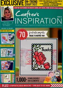 Crafters Inspiration Magazine NO 26 Order Online