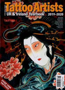 Tattoo Artists Year Book Magazine NO 33 Order Online
