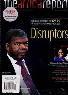 Africa Report Magazine NO 111 Order Online