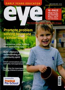 Early Years Educator Magazine MAY 20 Order Online