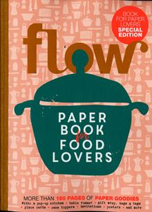 Flow Book For Food Lovers Magazine ONE SHOT Order Online