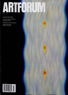 Artforum Magazine 03 Order Online