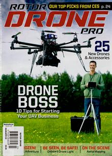Rotor Drone Magazine MAR-APR Order Online