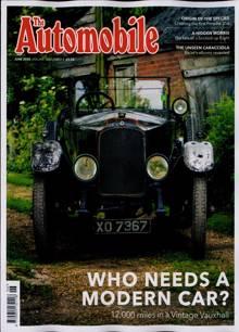 Automobile  Magazine JUN 20 Order Online
