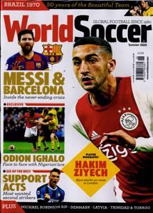 World Soccer Magazine SUMMER Order Online