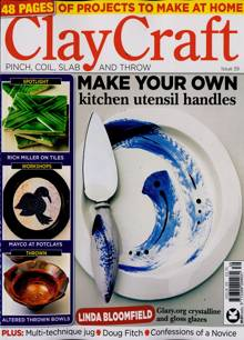Claycraft Magazine NO 39 Order Online