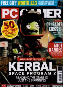 Pc Gamer Dvd Magazine NO 345 Order Online