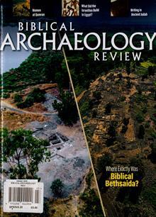 Biblical Archaeology Rev Magazine SPRING Order Online