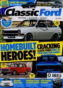 Classic Ford Magazine JUL 20 Order Online