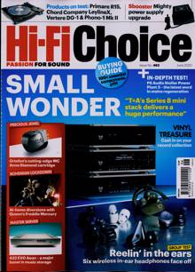 Hi Fi Choice Magazine JUN 20 Order Online